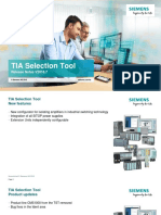 Release Notes TIA Selection Tool En