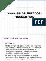 ANALIIS FINANCIERO - DIAPOSITIVAS