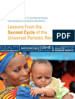UNFPA PUB 2019 en Lessons From the Second Cycle of the Universal Periodic Review