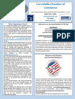 Carrabelle Chamber of Commerce E-Newsletter for March 1st