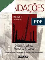 Fundações - Velloso e Lopes - Vol. I.pdf