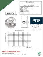 Ficha Tecnica e Curva Eq600t4