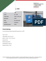 CME FC 1100 Freesmachine