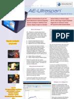 AE Ultraspan Datasheet