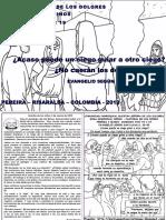 HOJITA EVANGELIO NIÑOS DOMINGO VIII TO C 19 BN