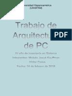 Trabajo de Arquitectura de PC.docx