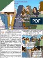 HOJITA EVANGELIO NIÑOS DOMINGO VIII TO C 19