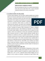 6. La Guerra Con Chile o Guerra Del Pacifico
