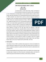 4. El Gobierno Civilista de Manuel Pardo y Lavalle