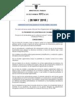Capitulo 6 Decreto 1072 - 15 Actualizado