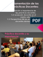 Exposcion Practica Docente 1
