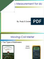2 - Resistor Measurement for DC