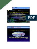 Preservação digital de documentos governamentais