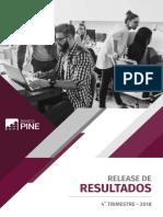 Resultado Banco Pine