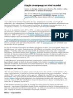 OIT alerta para precarização do emprego em nível mundial.docx