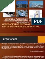 Energias Renovables Electricidad David Ponencia Uasf