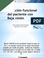 CLASE 2 evaluacion inicial paciente con baja vision.pdf