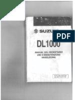 Manual Dl 1000