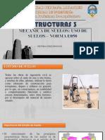 Diapositivas Final Estructuras Uso de Suelo