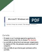 3 Microsoft Windows