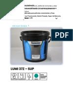 Emulsiones Serigraficas Lumina - Representaciones Activas