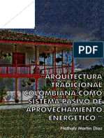 MARTIN - Arquitectura tradicional Colombiana como sistema pasivo de aprovechamiento energético..pdf