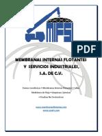 MIFSI_Membranas Internas Flotantes y Servicios Industriales, Rev.3.0