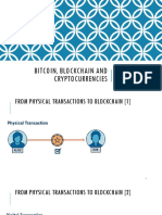 MIS Session 12 Bitcoin Blockchain CryptoCurrencies by Email