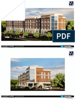 Revised Drawings for Courtyard Marriott