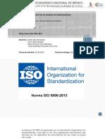 Interpretacion Norma iso 9000-2015