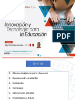 Innovación Tecnológica para la educación