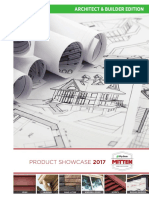 Architectural Product Showcase