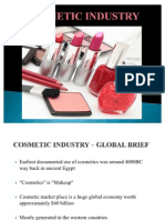 Cosmetic Industry