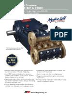 T100 Low-Pressure Datasheet