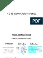 4.3 JJ Wave Characteristics