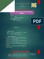 Estudio de caracterizacion de residuos solidos en el distrito de Quilcas