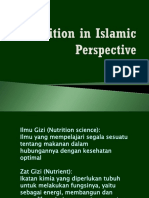 4. Nutrition in Islamic Perspective