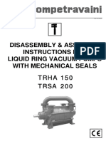 Disassembly and Assembly Manual TRHA150 TRSA 200