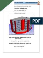 Analisis Sismico de Edificio de 6 Niveles y Un Sotano