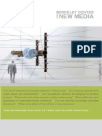 Berkeley Center for New Media Presentation