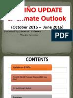 El Nino Update September  30, 2015.pptx
