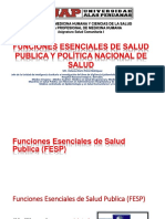 2 FESP Politica Nacional de Salud