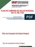 8 Plan de Campaña de Salud Integral