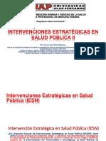12 Intervenciones Estrategicas II