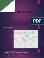 Galați- Oraș Turistic