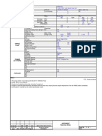 Datasheet for Restriction Orifice