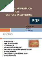 Denure Base Resin - Copy