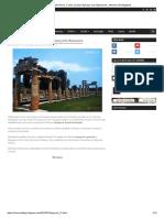 Ο Ναός Της Θεάς Άρτεμης Στην Βραυρώνα - Memory Life Magazine
