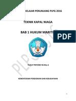 Bab i Hukum Maritim PDF