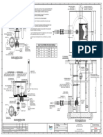WSS_071 Scour Valve Installations - General Arrangement and Details